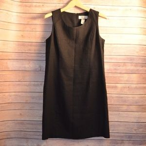 BICE by Sag Harbor Linen Blend Maxi Dress
